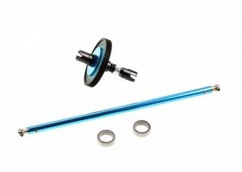 Carson 50 040 5361 X10EB Rutschkupplung-Set + Zahnrad