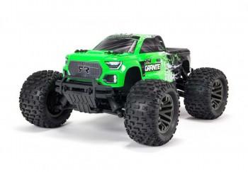 M1:10 Arrma GRANITE 4X4 3S brushless BLX V3 Monster Truck grün