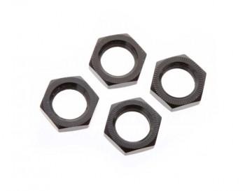 Arrma AR310449 Wheel Nut Aluminum 17mm Black (4) ARAC9763