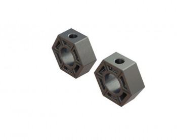 Arrma AR310910 Rad-Mitnehmer metall 17mm (2)
