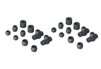 Arrma AR330483 Composite Ball Set 6S ARAC3029