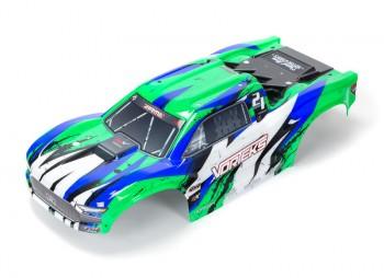 Arrma ARA402328 Karosserie VORTEKS 4X4 BLX green
