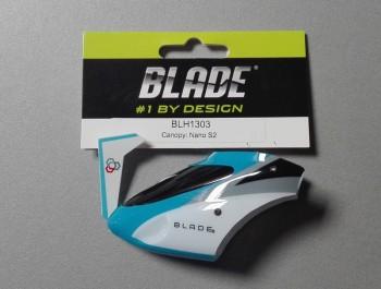 Blade BLH1303 Canopy mit Finne Nano S2