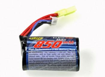 Carson 500608147 Li-Ion Akku 7,4V 850mAh