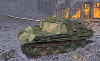 Dragon 6897 Panther G Late Production 1:35
