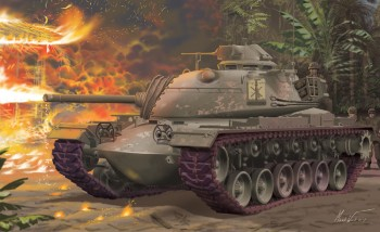 Dragon 3584 M67 Flamethrower Tank 1:35