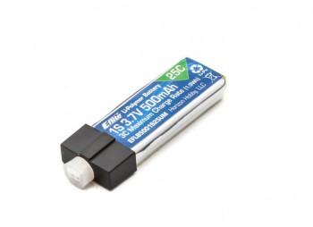 EFLB5001S25UM E-flite 1S 3,7V 500mAh 25C LiPo-Akku
