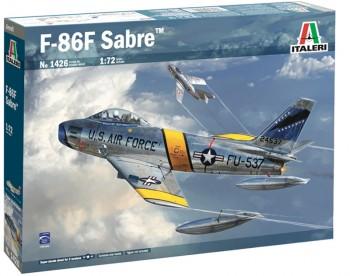 "Italeri 1426 F-86F ""Sabre"" 1:72"