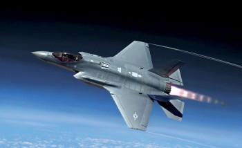 Italeri 2506 Lockheed F-35A Lighting II 1:32