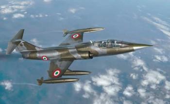 Italeri 2509 TF-104G Starfighter 1:32