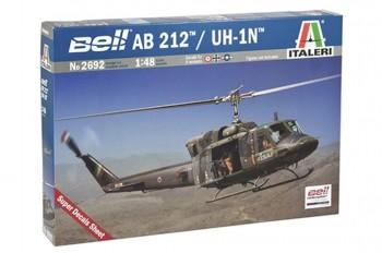 Italeri 2692 Bell AB 212 / UH-1N 1:48