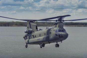Italeri 2779 Chinook CH-47 1:48