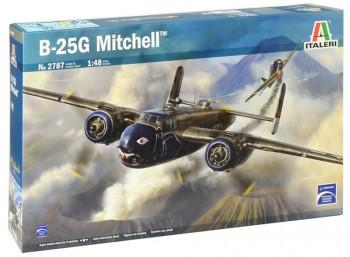 Italeri 2787 B-25G Mitchell 1:48