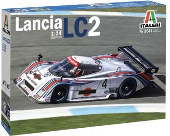 Italeri 3641 Lancia LC2 1:24