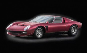 Italeri 3649 Lamborghini Miura Jota SVJ 1:24