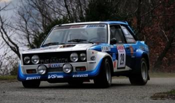 Italeri 3662 Fiat 131 Abarth 1:24
