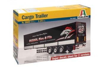 Italeri 3885 Cargo Auflieger 1:24