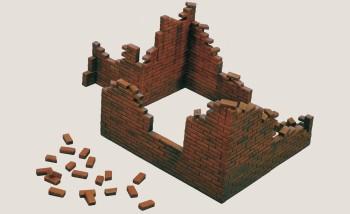 Italeri 405 Ziegelmauern M1:35