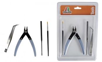 Werkzeug Set Beginner Plastik-Model