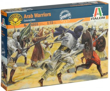 Italeri 6055 Arab Warriors M1:72