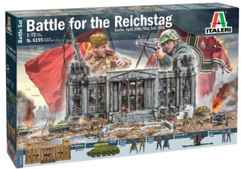 Italeri 6195 Battle for the Reichstag 1945 1:72