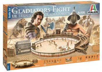 Italeri 6196 Gladiators Fight Arena 1:72