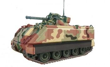 Italeri 6560 M163 VADS M1:35