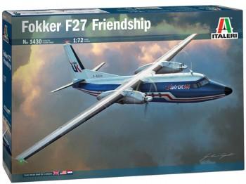 Italeri 1430 Fokker F-27-400 1:72