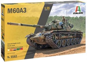Italeri 6582 M60A-3 Kampfpanzer 1:35