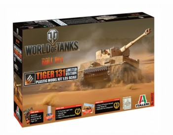 Italeri Tiger 131 Limited Edition WoT 1:35 36512
