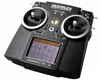 Multiplex Cockpit SX 12 Einzelsender