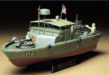 Tamiya US Navy PBR 31 Mk.II Pibber Vietnam 1:35 35150