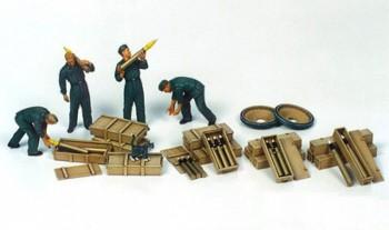 Tamiya Fig.-Set Panzer Ladetruppe 1:35 35188