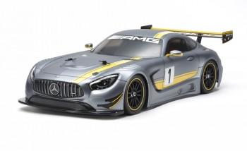 M1:10 Tamiya Mercedes-AMG GT3 TT-02 58639