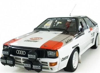 M1:10 Tamiya Audi Quattro Rally A2 TT-02 58667