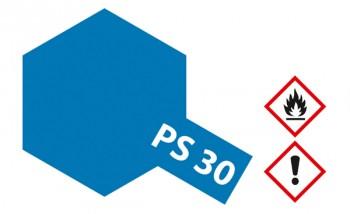 PS-30 Polycarbonat-Farbe Brilliant Blau 100ml