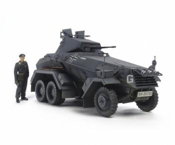 Tamiya SdKfz.231 6-Rad Panzerspähwagen 1:35 37024