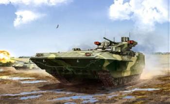 "Zvezda 3681 T-15 TBMP ""Armata"" Russ heavy infantrie 1:35"