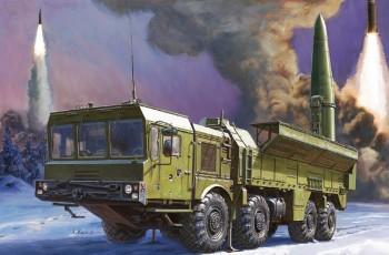Zvezda 5028 9K720 Iskander (SS-26 Stone) 1:72