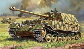 """Zvezda 5041 Sd.Kfz.184 """"Ferdinand Tiger"""" 1:72"""