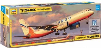 Zvezda 7031 TU-204-100C Cargo 1:144
