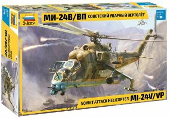 Zvezda 4823 MIL Mi-24 Hind M1:48