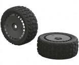 Arrma AR550048 KATAR T 6S Front/Rear 3.8 Pre-Mounted Tires ARAC9615 Talion