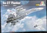 Italeri 1413 Sukhoi SU-27A Flanker 1:72