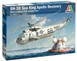 Italeri 1433 SH-3 Sea King