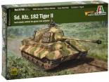 Italeri King Tiger 1:56 15765