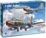 Italeri 2799 F-86E Sabre 1:48