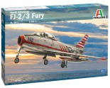 Italeri 2811 North American FJ-2/3 Fury 1:48
