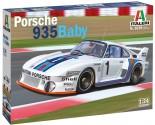 Italeri 3639 Porsche 935 Baby 1:24