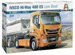 Italeri 3928 Iveco Hi-Way 480 E5 (Low Roof) 1:24